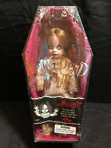 Living Dead Dolls POSEY Series 1 Original (Mezco Toyz 2000) RARE NEW NIB Mint