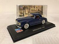 1:43 Simca 8 Sport Geschenk Modellauto Modelcar Oldtimer Spielzeug Rarität Top