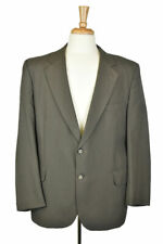 Christopher Brooks Men Coats & Jackets Blazers 42 Grey Polyester