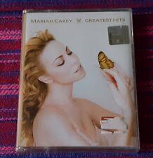 Mariah Carey ~ Greatest Hits ( Malaysia Press ) Cassette