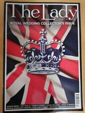 The Lady Magazine UK Royal Wedding Collector's Issue 26 April 2011