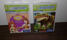 Lot of 2 Leapster Learning Games For Leapster and Leapster2