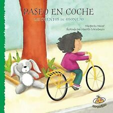 PASEO EN COCHE/ A CAR RIDE - MAINE, MARGARITA/ LESCARBOURA, MARCELA (ILT) - NEW