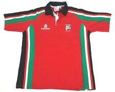 Official Licensed KooGa Rugby Sevens Dubai Emirates Top Shirt Large 2001 Mens