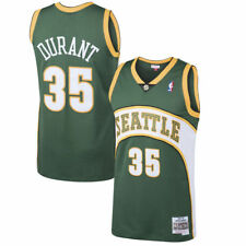Seattle SuperSonics Kevin Durant Mitchell Ness Hardwood Classic Jersey X-Large