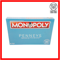 Monopoly Penneys / Primark Edition Board Game 50 Years Anniversary 8+ Family Fan