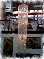 Stairwell,foyer 3m Crystal large Chandelier chandlier Chandalier bespoke 60/50