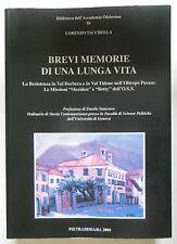 RESISTENZA IN VAL BORBERA VAL TIDONE OLTREPO' PAVESE PAVIA PIACENZA ALESSANDRIA