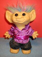 """Vintage Troll Doll 7 1/2"""" Uneeda"""