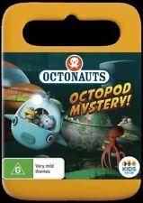 Octonauts - Octopod Mystery DVD R4