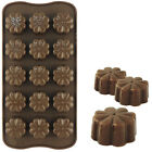 Silicon Chocolate Cake Cookies Muffin Candy Bake Mould Ice Mold Bakeware 1pc