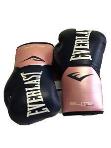 Everlast Ever Shield Elite WSD Boxing Gloves Women Specific Design Pink Blue
