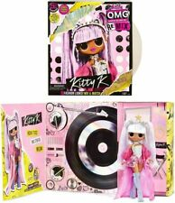 L.O.L. Surprise! OMG Remix Kitty K Fashion Doll with Accessories - Multicoloured