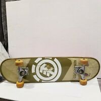 Element Complete Skateboard Colt Cannon Arbor Series Venture Trucks NEW Griptape