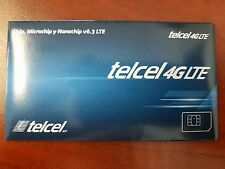 Telcel Sim card unlimited call, sms, whatsapp, USA, Canada, Mexico