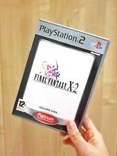 Final Fantasy X-2 (Sony PlayStation 2) - FFX2 10 10-2