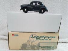 Lansdowne Models 1/43 Scale LDM36 - 1952 Morris Minor Series II 2-Dr- Grey
