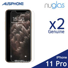 For Apple iPhone 11 Pro Max XS Max XR -2X NUGLAS Tempered Glass Screen Protector