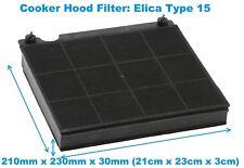 AEG DD9894M (94212237200) DI8890A/S (94212181501) Cooker Hood Carbon Filter