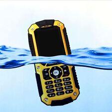 Cellulari e smartphone sbloccato giallo con quad-band
