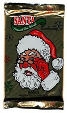 Santa Around the World Trading Card Pack