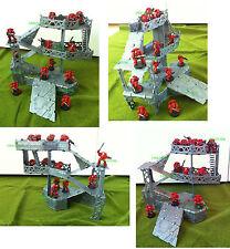 Modulares Tabletop Gelände - Terrain (groß) 1 mal 3 Ebenen o.2 mal 2 o...
