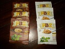 6 PB2 - Powdered Peanut Butter Chocolate - 0.85 oz.