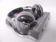 🎧 NFL  RAIDERS- IHIP THE NOISE HEADPHONES -PC - XBOX ONE- PS4