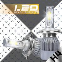 XENTEC LED HID Headlight Conversion kit H4 9003 6000K 1993-2001 Subaru Impreza