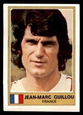Panini Euro Football 77 - Jean-Marc Guillou France No. 101