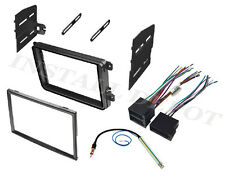 ★ Volkswagen VW Complete Radio Stereo Dash Kit Wire Harness & Antenna Adapter ★