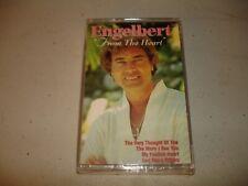 Engelbert Humperdinck - From the Heart (Cassette, 1996)  Brand New, Sealed