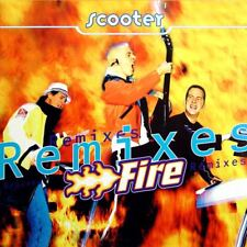 SCOOTER Fire . Remixes Maxi 45 Tours GER Press