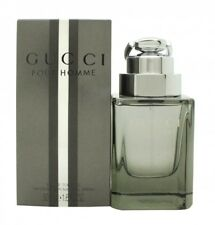 GUCCI BY GUCCI POUR HOMME EAU DE TOILETTE 50ML SPRAY - MEN'S FOR HIM. NEW