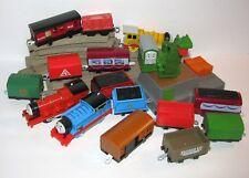 Mattel Trackmaster Thomas The Tank Engine James Cranky