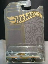 Hot Wheels Satin & Chrome '70 Plymouth Superbird Diecast  1:64 Scale Exclusive