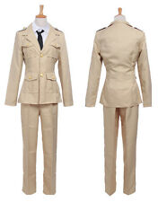Clearance- Axis Power Hetalia APH South Italy Costume (Male; Ht:5'10'';Wt:142 lb