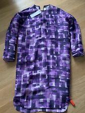 New With Tags Marni Purple Knee Dress Size 42IT