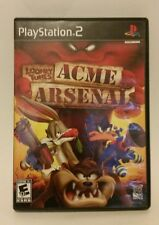Looney Tunes ACME Arsenal - Playstation 2 Game Complete