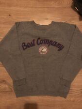 Best Company Grey Sweatshirt In Size 8. Fits M/S Vintage!