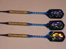 Soft Tip Darts 12 Gram Brass with Aluminum Shafts New #1350