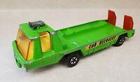 Lesney Matchbox Super Kings Car Recovery Transporter K-13-2 - Vintage 1975