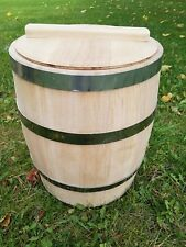 Pickle Barrel  50L / 13 gallons Hand-made