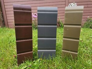 Composite Fence Panel - Fencing PVC - Sample Piece