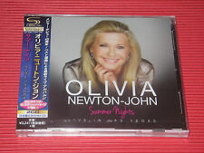 2015 OLIVIA NEWTON JOHN SUMMER NIGHTS LIVE IN LAS VEGAS JAPAN 2 SHM CD