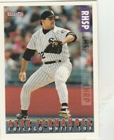 FREE SHIPPING-MINT-1995 Topps Bazooka #72 Alex Fernandez Chicago White Sox