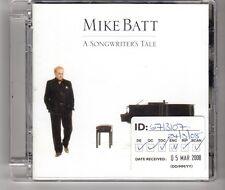 (HG944) Mike Batt, A Songwriter's Tale - 2007 CD