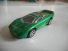"Matchbox Jaguar XJ220 ""Matchbox 50 Years"" in Green"