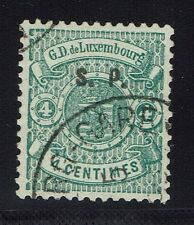 Luxembourg Scotts# O41 - Very Well Centered - 2 Expert Marks - Used - Lot 011816