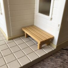 Sylvanian Families Replacement Spares | General Cottage Hospital Outdoor Bench